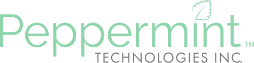 Peppermint Technologies Inc. Logo